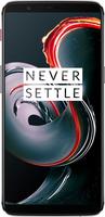 OnePlus 5T Dual SIM 4G 128GB Schwarz, Weiß (Schwarz, Weiß)