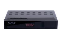 Xoro HRK 7672 TWIN Kabel Full-HD Schwarz TV Set-Top-Box (Schwarz)