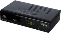Xoro HRS 2670 LAN Satellit Full-HD Schwarz TV Set-Top-Box (Schwarz)