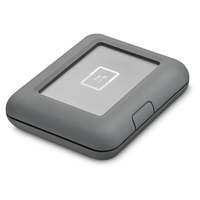 LaCie DJI Copilot Boss 2000GB Grau Externe Festplatte (Grau)