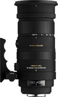 Sigma 50-500mm F4.5-6.3 APO DG OS HSM (Schwarz)