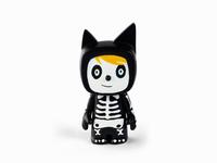 tonies Spooky Musikspielzeug (Schwarz, Weiß)