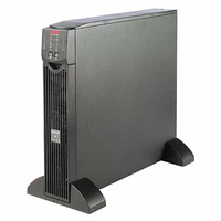 APC SURT1000XLI Unterbrechungsfreie Stromversorgung UPS (Schwarz)