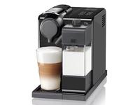 DeLonghi Lattissima Touch Freistehend Pad-Kaffeemaschine 0.9l Schwarz, Grau (Schwarz, Grau)