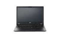 Fujitsu LIFEBOOK E458 2.50GHz i5-7200U Intel® Core™ i5 der siebten Generation 15.6Zoll 1920 x 1080Pixel Schwarz Notebook (Schwarz)
