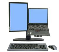 Ergotron Neo Flex Neo-Flex LCD & Laptop Lift Stand (Schwarz)