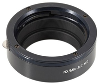 Novoflex NX/MIN-MD Kameraobjektivadapter (Schwarz)