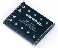 Olympus Li-42B Lithium-Ion Battery Pack (Schwarz)