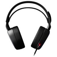 Steelseries Arctis Pro Binaural Kopfband Schwarz Headset (Schwarz)