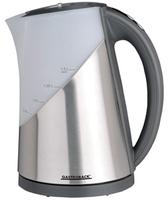 Gastroback 42420 Wasserkocher (Grau, Silber)