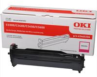 OKI Magenta Image Drum for C3300/C3400 (Magenta)