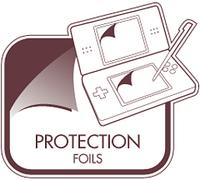SPEEDLINK Screen Protection Twin-Set for NDSi XL (Transparent)