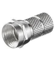Wentronic WEF 6.5 L 20mm Zn (Silber)