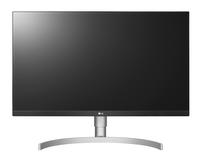LG 27UK850-W 27Zoll 4K Ultra HD LED Flach Schwarz, Weiß Computerbildschirm LED display (Schwarz, Weiß)