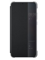 Huawei Smart View Flip Cover 6.1Zoll Blatt Schwarz, Durchscheinend (Schwarz, Durchscheinend)