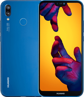 Huawei P20 Lite 5.84Zoll Dual SIM 4G 4GB 64GB 3000mAh Schwarz, Blau (Schwarz, Blau)