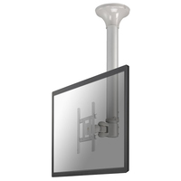 Newstar FPMA-C200 Flat Panel-Deckenhalter (Silber)