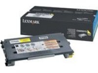 Lexmark C500 Yellow Toner Cartridge (1.5K)