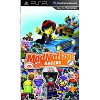Sony ModNation Racers (PSP)