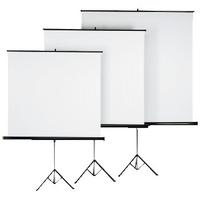 Hama 00018790 Projektoren Leinwand (Weiß)