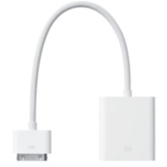 Apple iPad Dock Connector to VGA Adapter (Weiß)