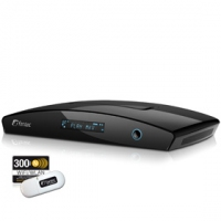 Fantec P2700 + WiFi Media Player (Schwarz)