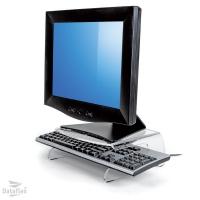 Dataflex LCD Monitorständer FH 550 (Transparent)