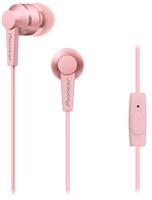 Pioneer SE-C3T im Ohr Binaural Verkabelt Pink Mobiles Headset (Pink)