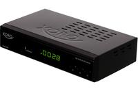 Xoro HRS 8658 Satellit Full-HD Schwarz TV Set-Top-Box (Schwarz)