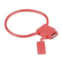 Hama 00042651 Netzteil und Spannungswandler (Rot)