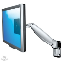 Dataflex ViewMaster M6 Monitor-Arm 222 (Silber)