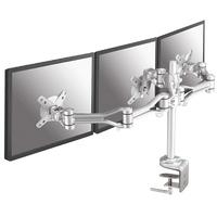 Newstar FPMA-D1030D-3 Flat panel Tischhalter (Silber)