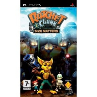 Sony Ratchet and Clank: Size Matters (PSP)