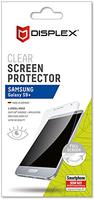 Displex REAL GLASS 3D Galaxy S9+ Antiblend-Displayschutz 1Stück(e) (Transparent)