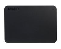 Toshiba HDTB330EK3CB 3000GB Schwarz Externe Festplatte (Schwarz)