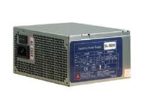 Inter-Tech SL-500W (Grau)
