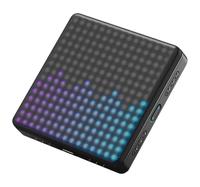 ROLI Lightpad Block M Schwarz DJ-Controller (Schwarz)