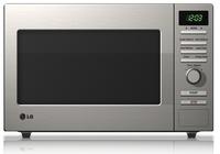 LG MS1987U Mikrowelle (Edelstahl)
