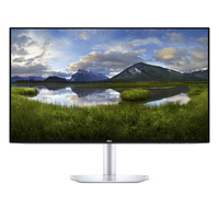 DELL S2719DM 27Zoll Wide Quad HD LED Matt Flach Silber Computerbildschirm LED display (Silber)