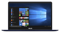 ASUS ZenBook Pro UX550VE 2.8GHz i7-7700HQ Intel® Core™ i7 der siebten Generation 15.6Zoll 1920 x 1080Pixel Blau Notebook (Blau)