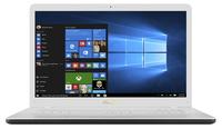 ASUS VivoBook X705NA-BX106T 1.10GHz N4200 Intel® Pentium® 17.3Zoll 1600 x 900Pixel Weiß Notebook (Weiß)