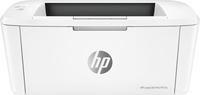 HP LaserJet Pro M15a 600 x 600DPI A4 (Weiß)