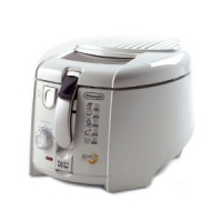 DeLonghi F 28311 Fritteuse (Weiß)
