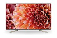 Sony KD-65XF9005 65Zoll 4K Ultra HD Smart-TV WLAN Schwarz LED-Fernseher (Schwarz)
