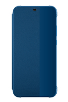 Huawei Smart View Flip Cover 5.84Zoll Blatt Blau, Durchscheinend (Blau, Durchscheinend)