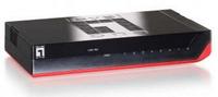 LevelOne GSW-0807 Netzwerk Switch (Schwarz)