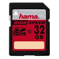 Hama SDHC 32GB (Schwarz)