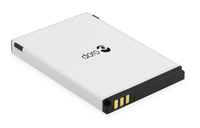 Doro 380062 Wiederaufladbare Batterie / Akku (Weiß)