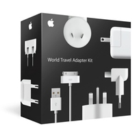 Apple World Travel Adapter Kit (Weiß)