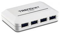 Trendnet TU3-H4 Hub (Weiß)